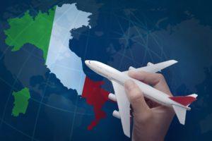 イタリア旅行費用