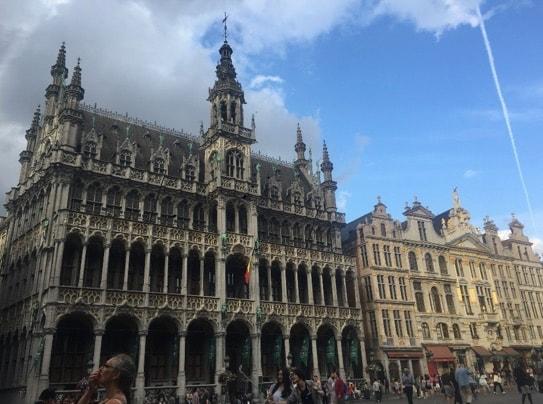 ベルギー観光ブリュッセル