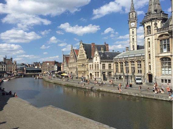 ベルギー観光