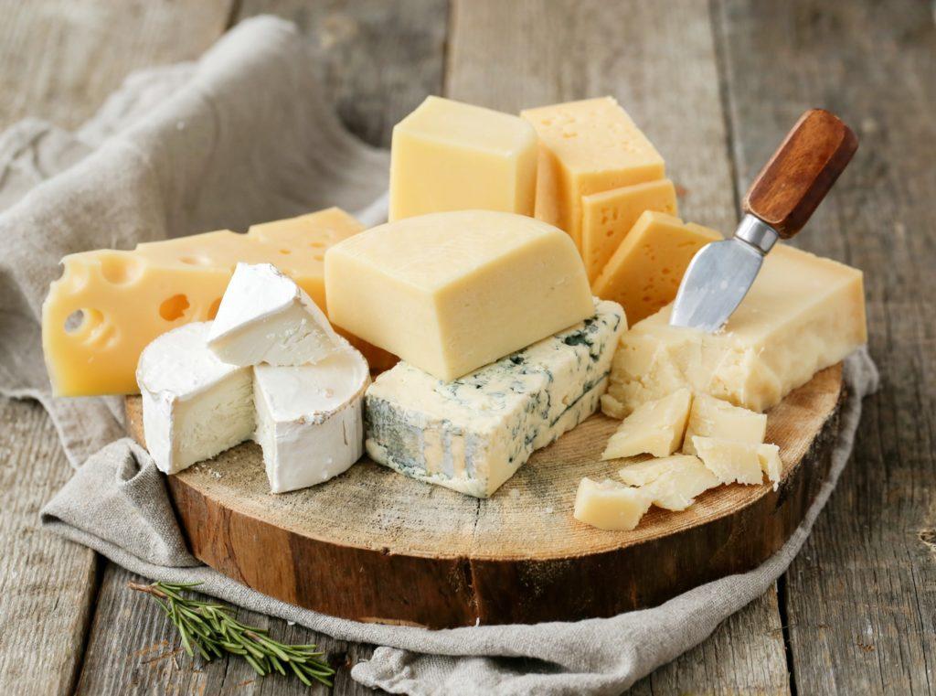 チーズの組み合わせ