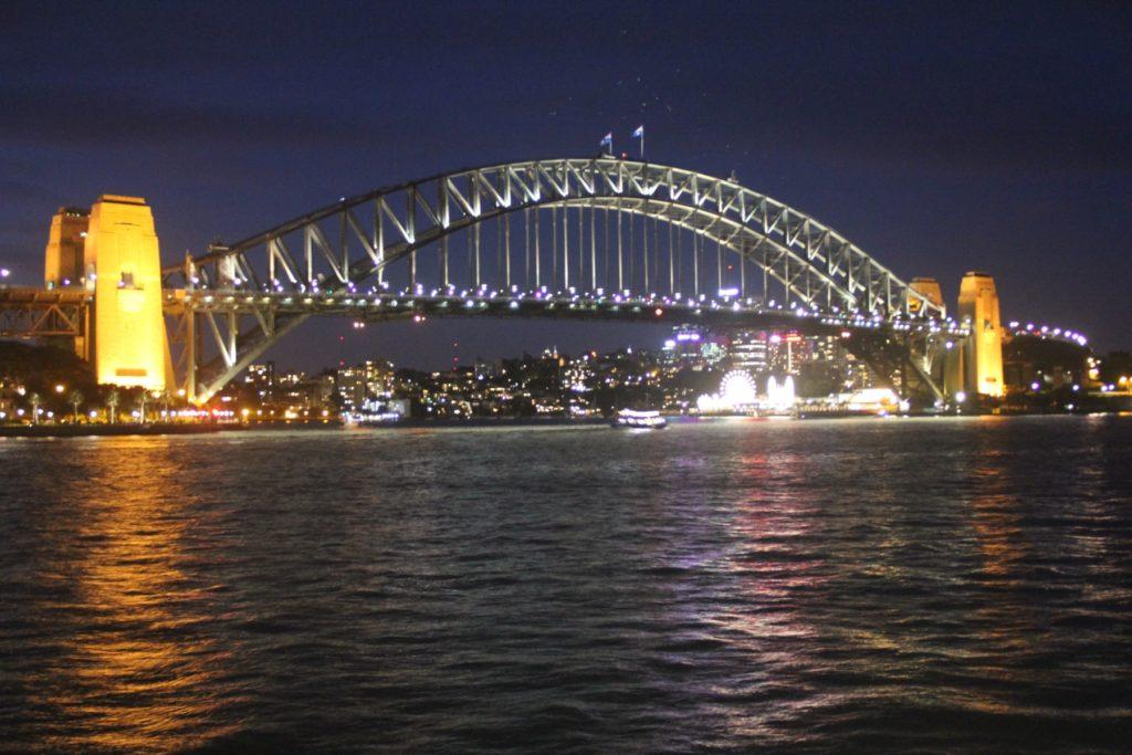シドニー観光 ハーバーブリッジ