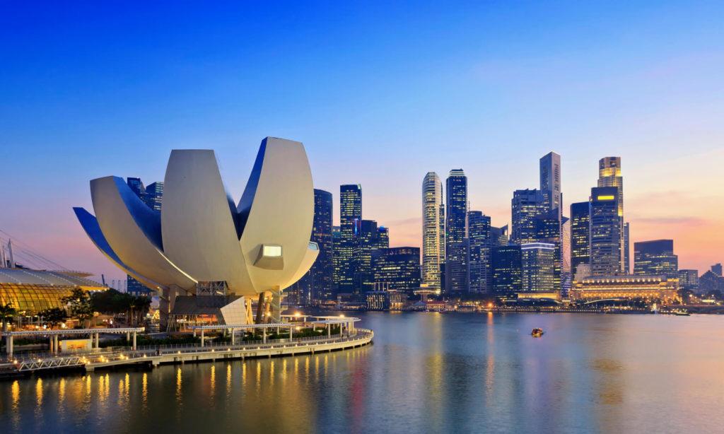 海外旅行 安い国 シンガポール