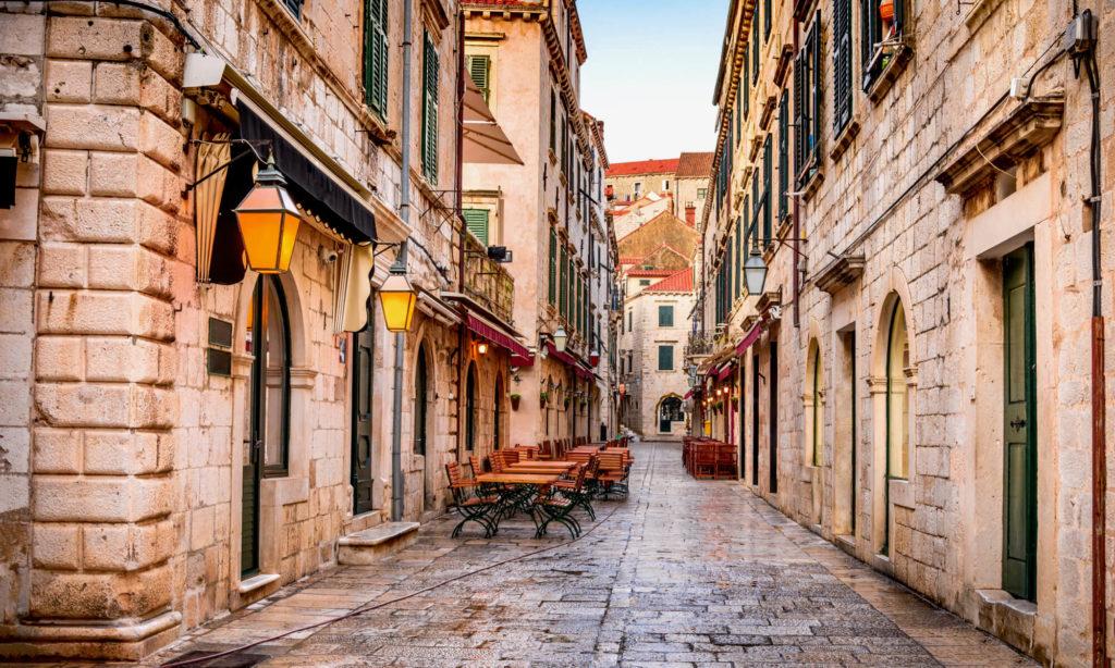 海外旅行 安い国 クロアチア