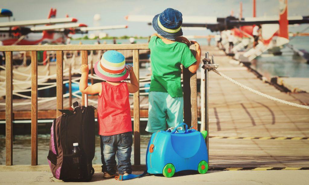 子供 旅行