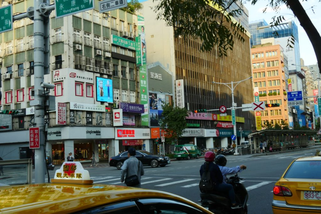 台湾東門1