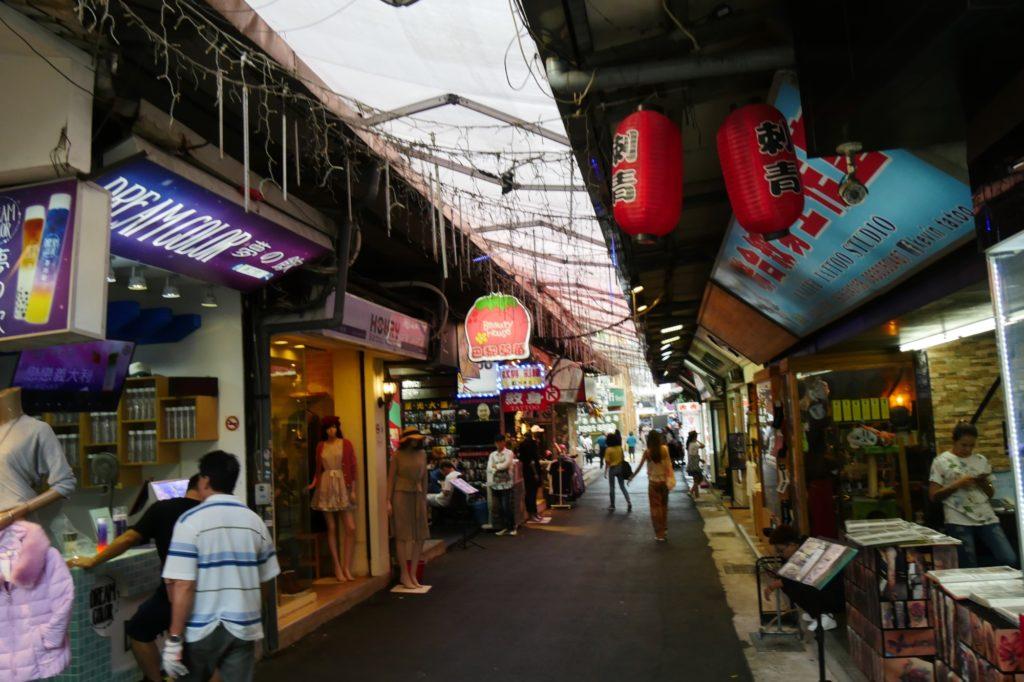 台湾西門町4