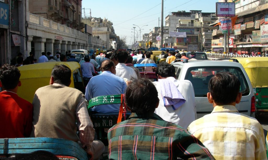 インド 文化 交通