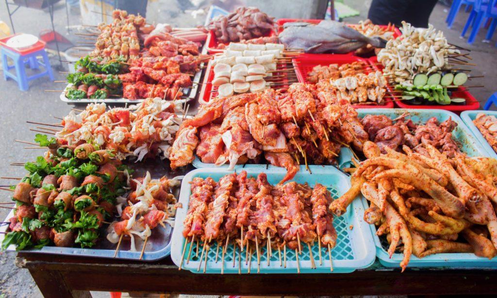 ベトナム文化 食事