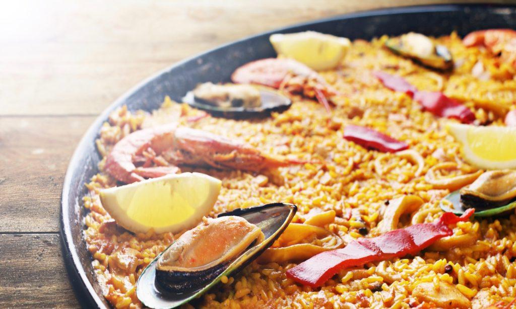 スペイン 文化 食事