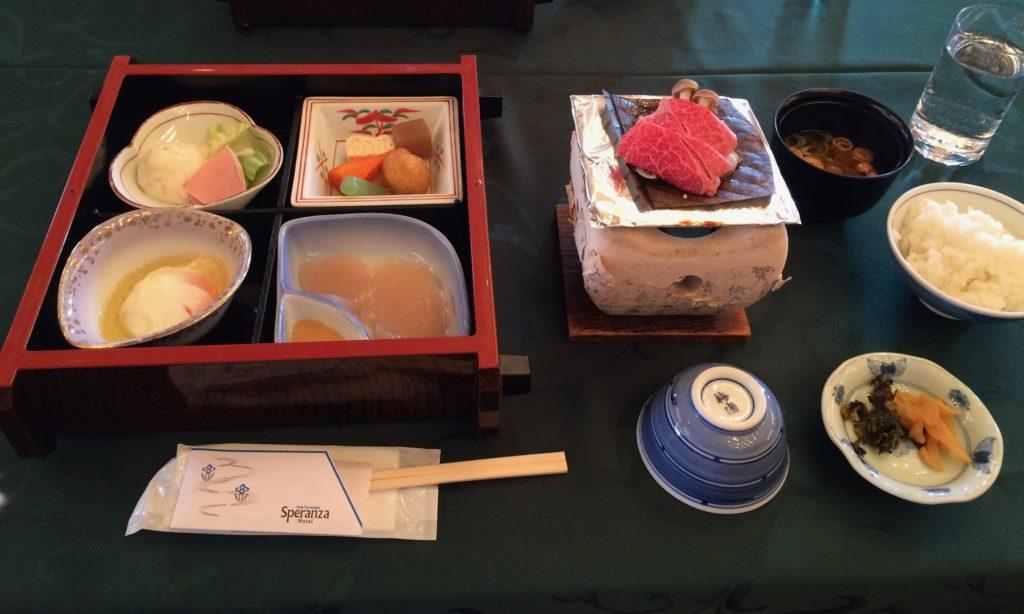 飛騨高山 グルメ 朝食