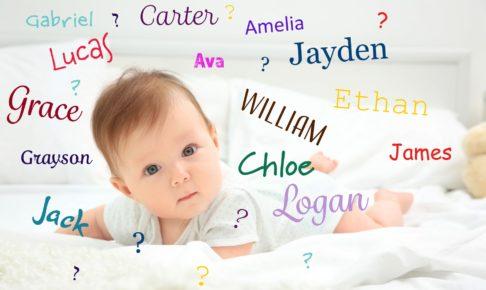外国人 名前