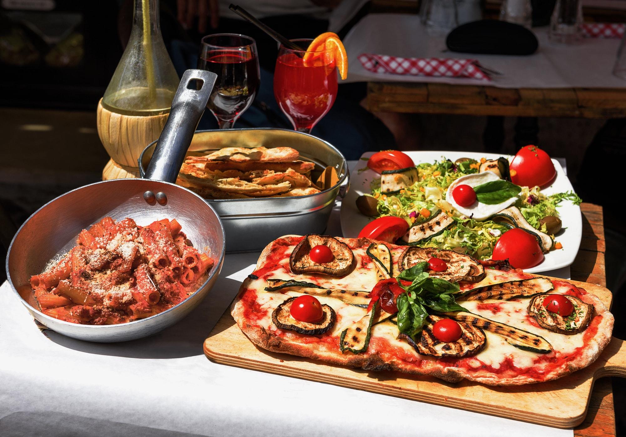 イタリア食文化