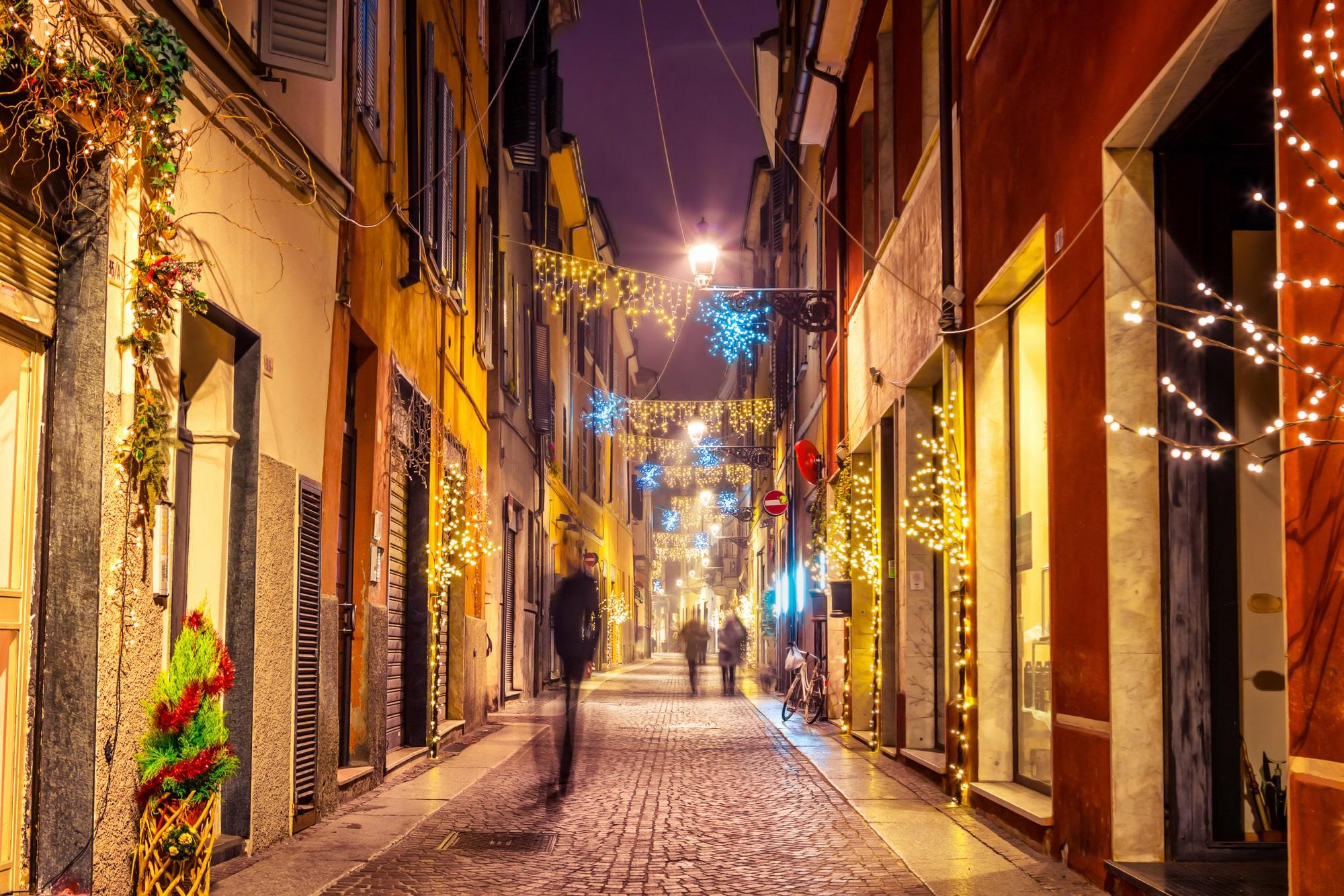 イタリア文化 街