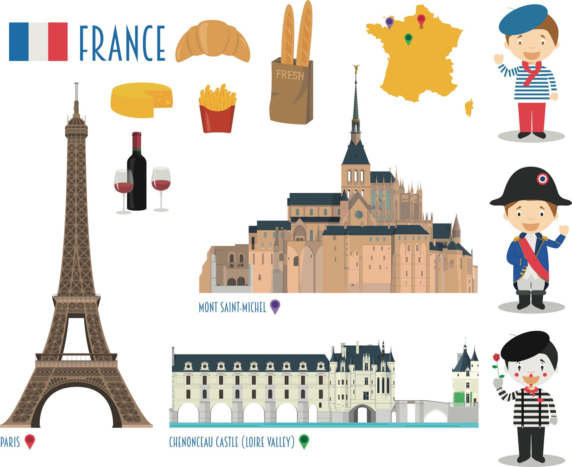 フランス人 性格
