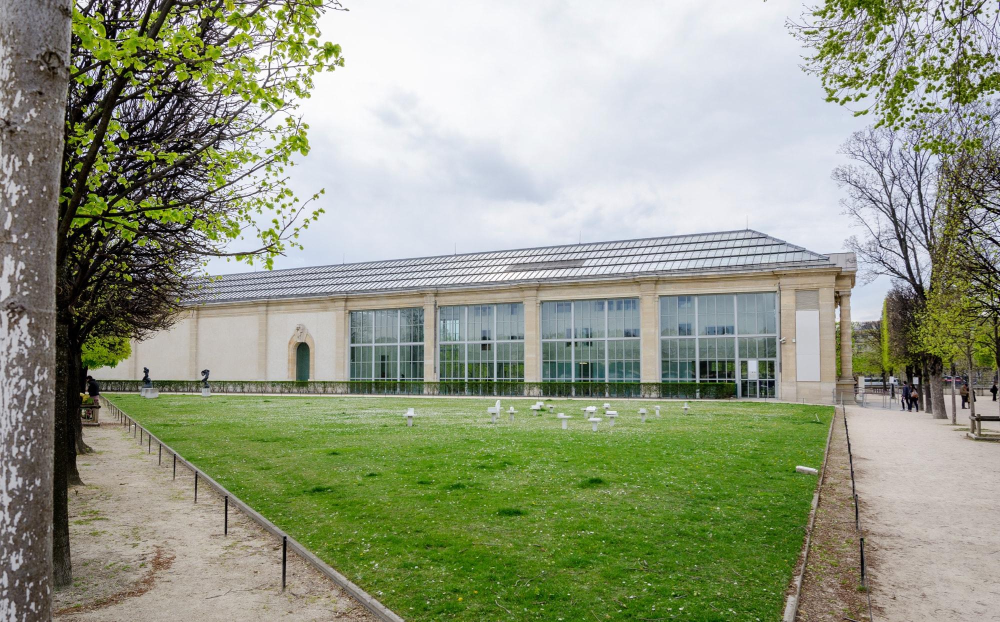 オランジェリー美術館