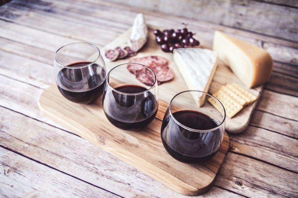 ワインとチーズ相性