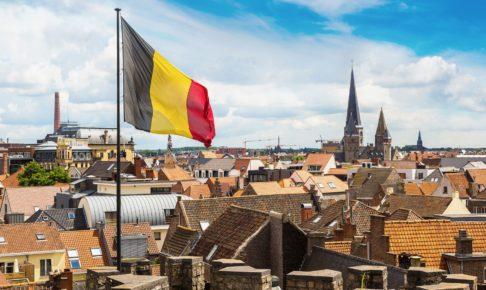 ベルギー 観光