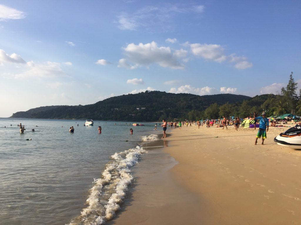 プーケット 観光 ビーチ