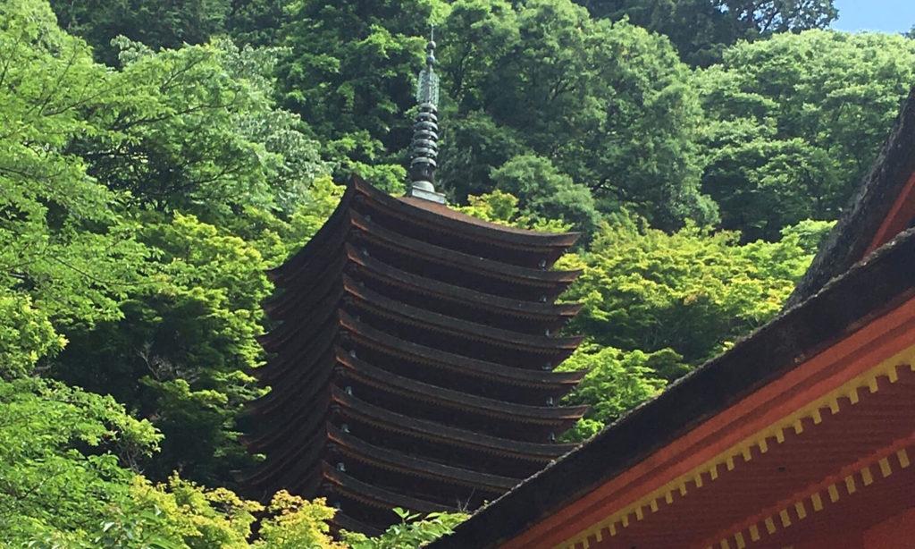 談山神社 奈良パワースポット