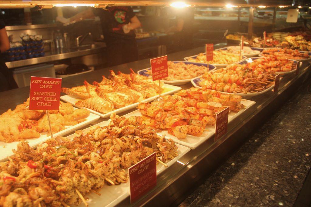 シドニー観光 フィッシュマーケット