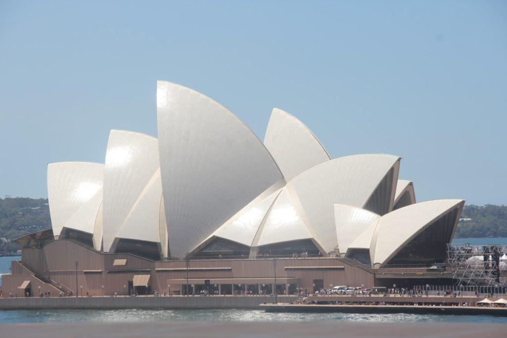 シドニー観光 オペラハウス