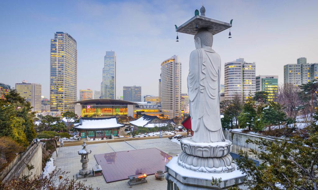 海外旅行 安い国 韓国