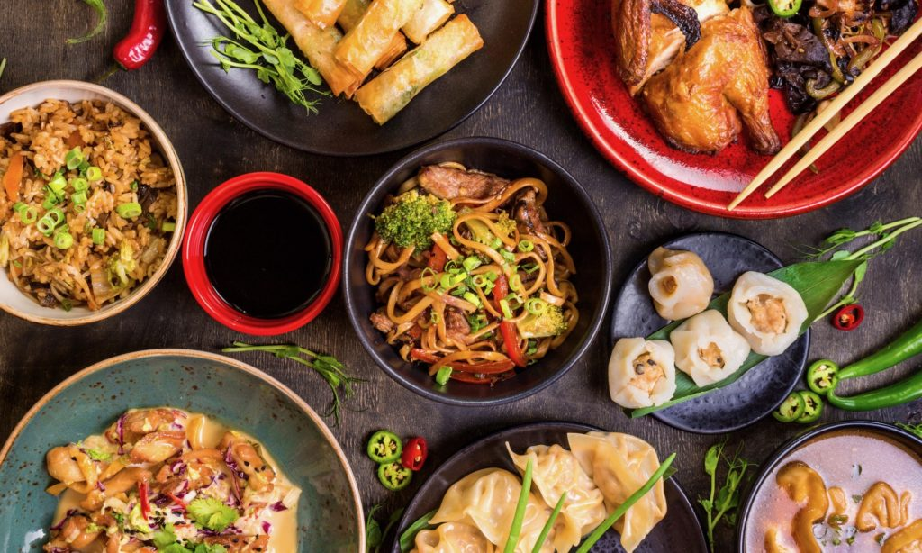中国 食文化