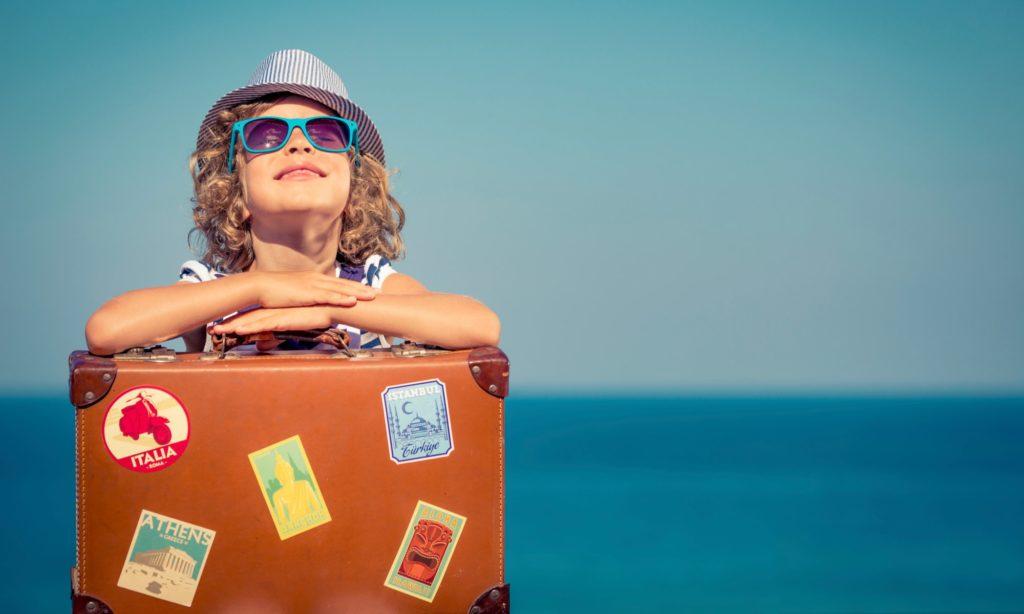 子供 旅行 夏休み