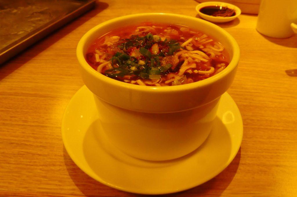 台湾1日目夕飯