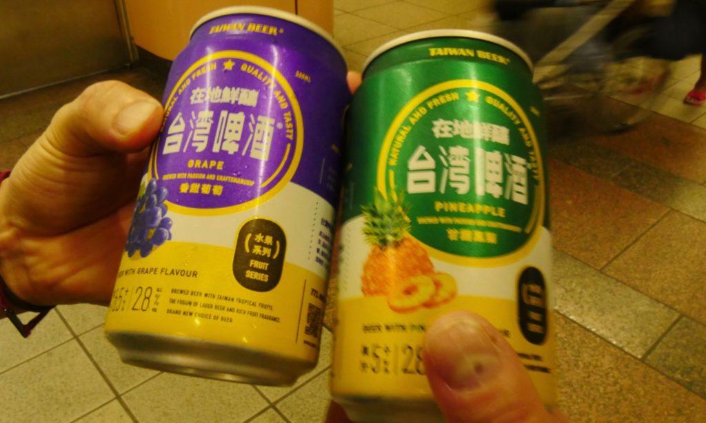台湾ビール種類