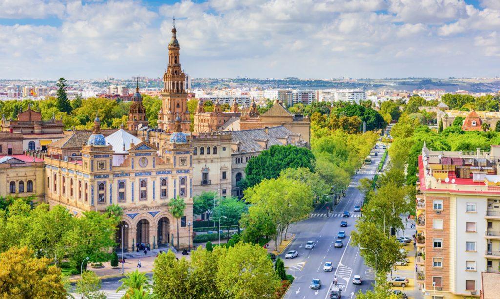 スペイン セビリア