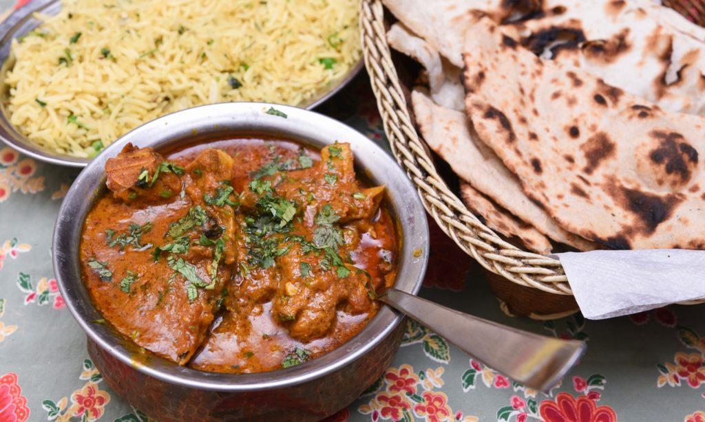 世界料理 インドカレー