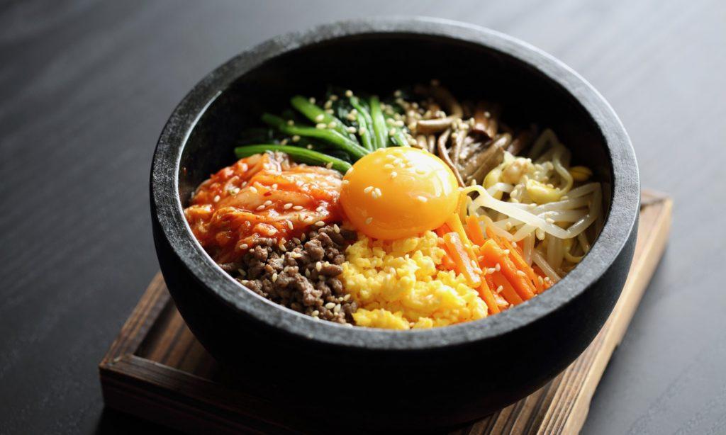 世界料理石焼ビビンバ