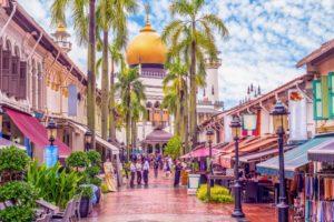 シンガポール 文化