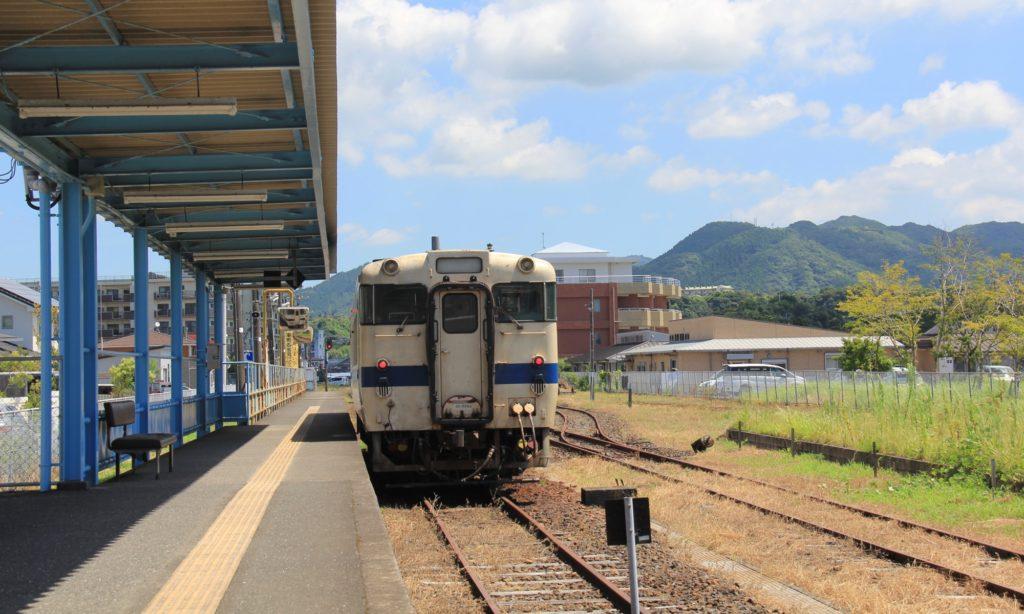 桜島 観光景色ⅲ駅