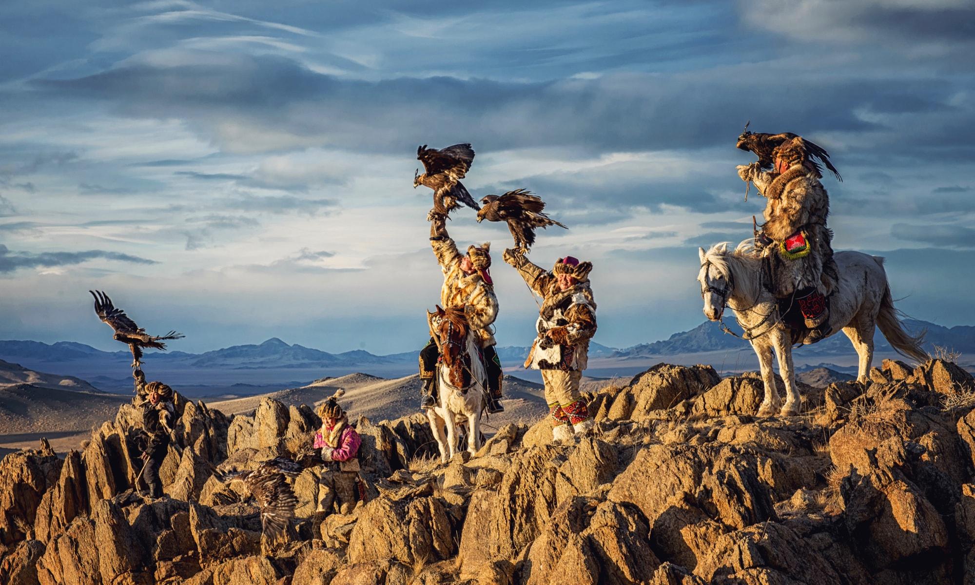 モンゴル 文化