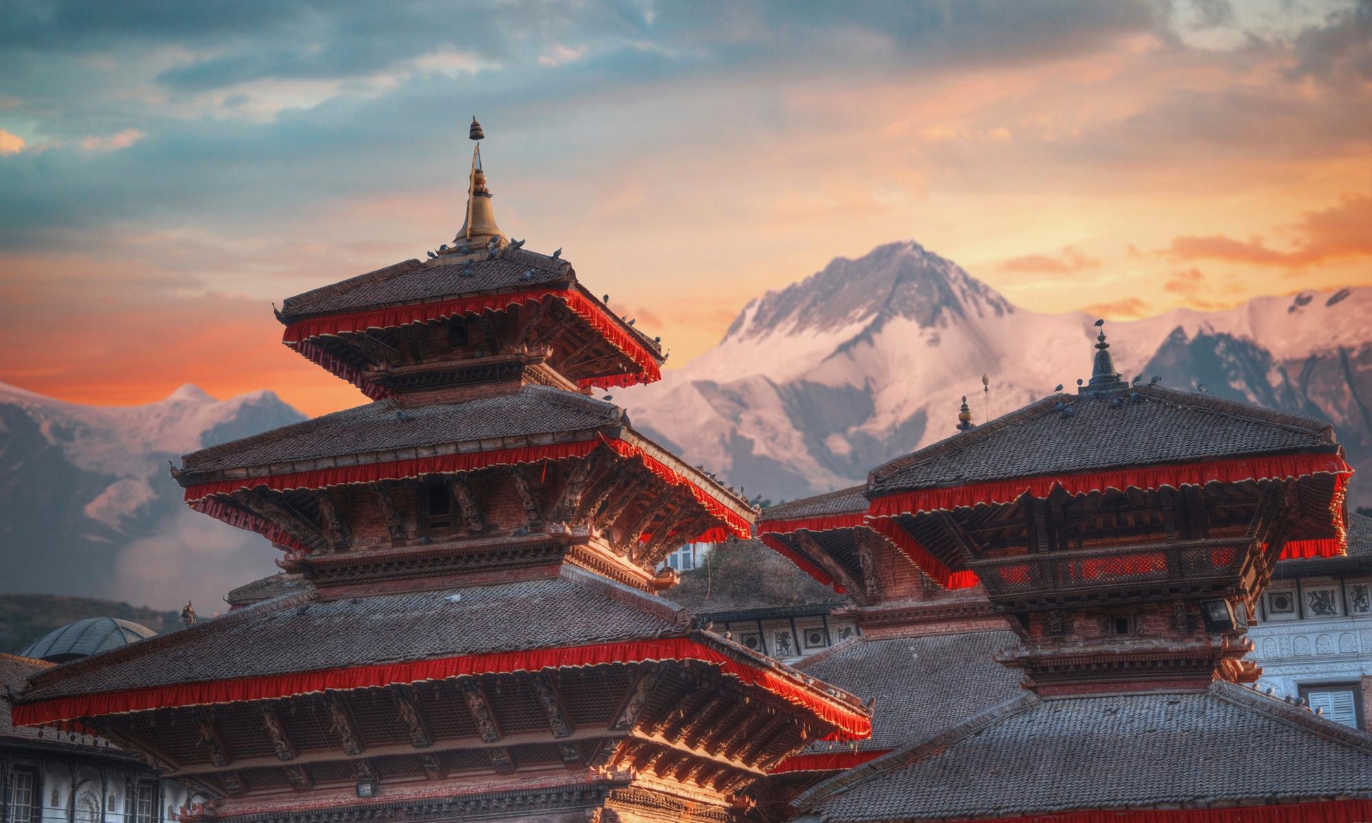 ネパール 文化