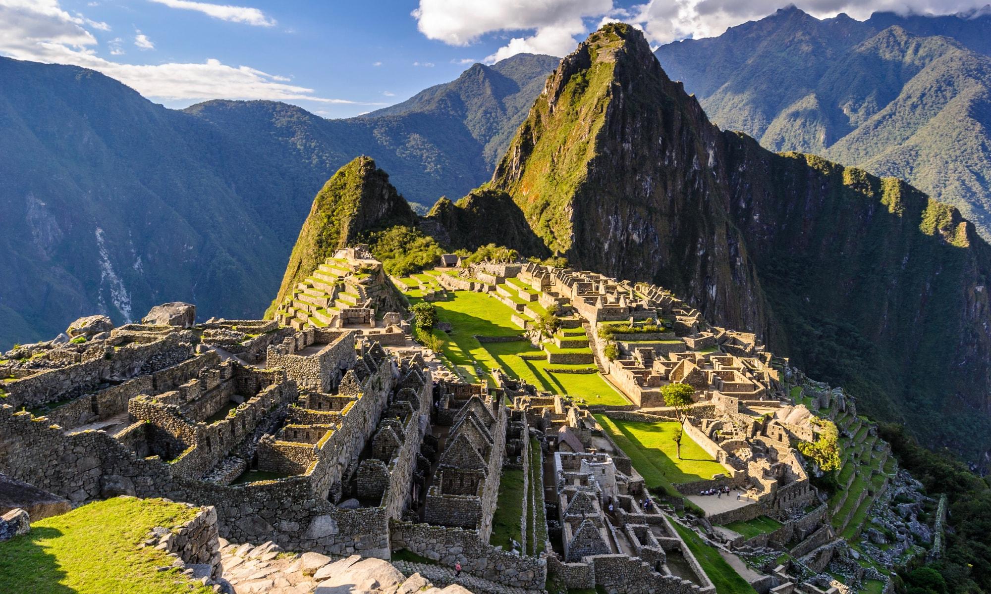 ペルー 世界遺産