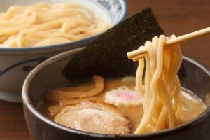 つけ麺 食べ方