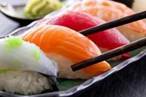 寿司 食べ方