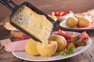 ラクレットチーズとは