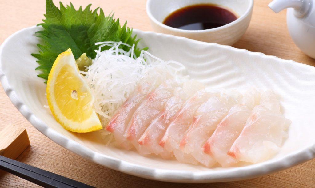 春の食べ物 鯛