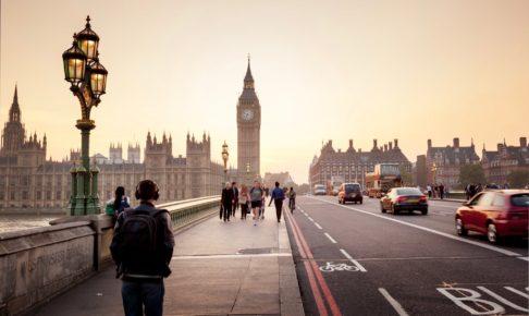 イギリス ひとり旅