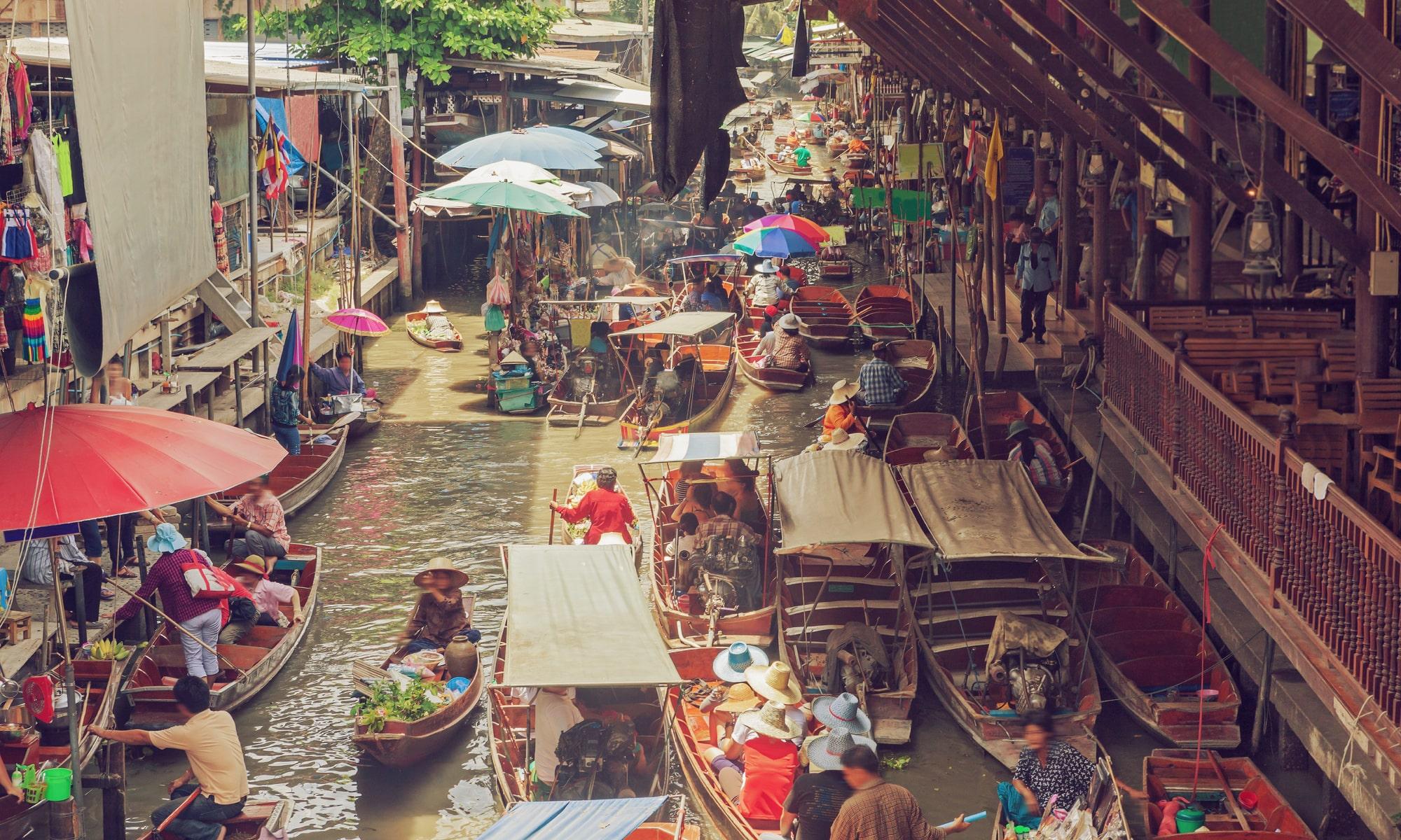 バンコク 観光